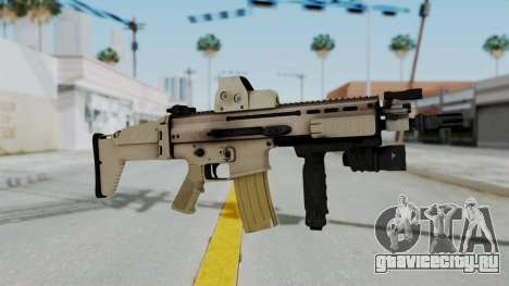 Arma2 MK16 Holo для GTA San Andreas