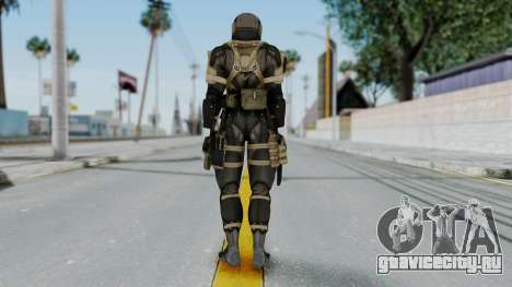 Frog from Metal Gear Solid 4 для GTA San Andreas третий скриншот