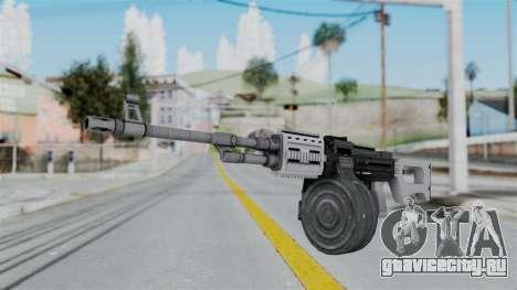 GTA 5 MG - Misterix 4 Weapons для GTA San Andreas
