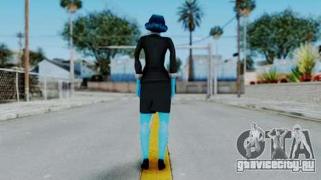 Bully Insanity Edition - Miss Danvers для GTA San Andreas третий скриншот
