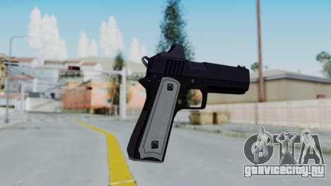 GTA 5 Heavy Pistol - Misterix 4 Weapons для GTA San Andreas третий скриншот