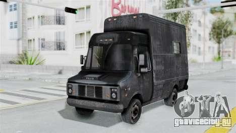 Полицейский фургон из RE Outbreak для GTA San Andreas