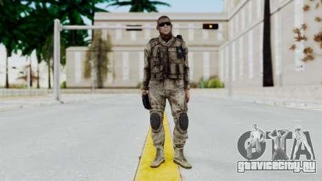 Crysis 2 US Soldier 2 Bodygroup A для GTA San Andreas второй скриншот