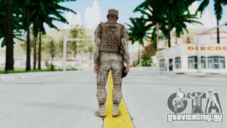Crysis 2 US Soldier 5 Bodygroup A для GTA San Andreas третий скриншот