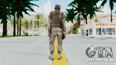 Crysis 2 US Soldier 5 Bodygroup A для GTA San Andreas третий скриншот