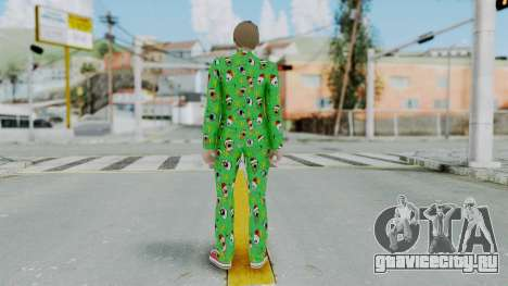 GTA Online DLC Festive Suprice 4 для GTA San Andreas третий скриншот