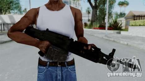 GTA 5 Combat MG для GTA San Andreas
