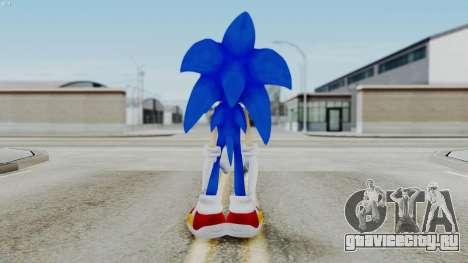 Sonic The Hedgehog 2006 для GTA San Andreas третий скриншот