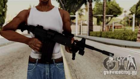 IMI Negev NG-7 для GTA San Andreas третий скриншот