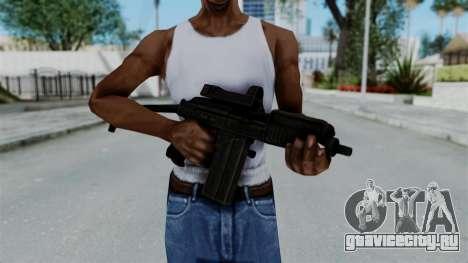 9A-91 Kobra для GTA San Andreas третий скриншот