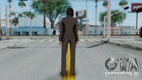 GTA 5 Karen Daniels IAA для GTA San Andreas третий скриншот