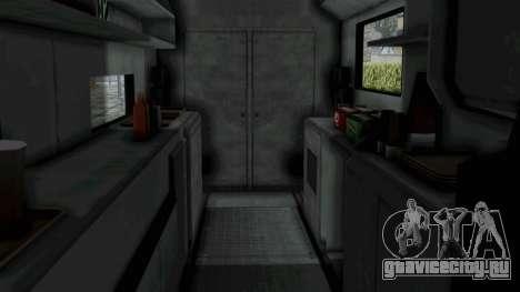 GTA 5 Tacovan для GTA San Andreas вид справа