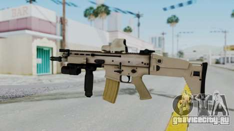 Arma2 MK16 Holo для GTA San Andreas второй скриншот