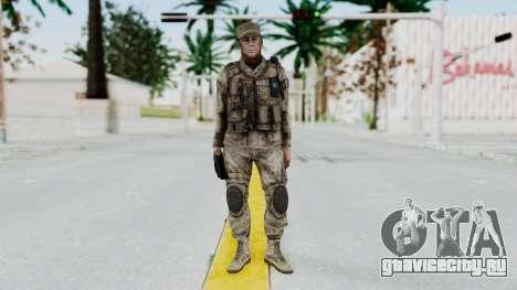 Crysis 2 US Soldier 5 Bodygroup A для GTA San Andreas второй скриншот