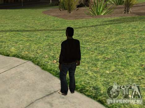 Black Madd Dogg (Thug life) для GTA San Andreas второй скриншот