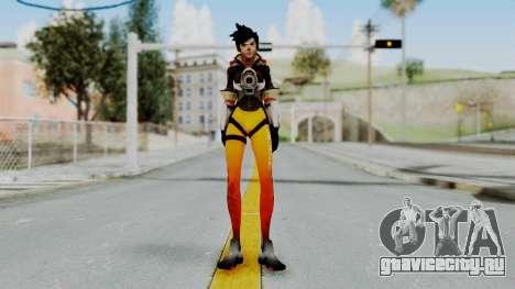 Tracer - Overwatch для GTA San Andreas второй скриншот