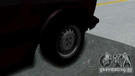 Yugo Koral 55 для GTA San Andreas