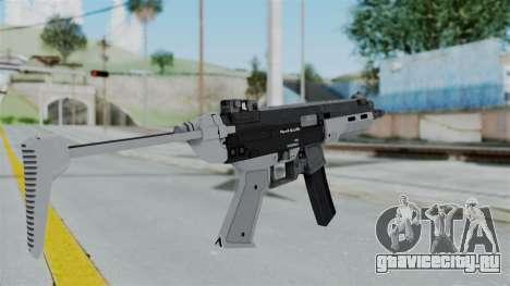 GTA 5 SMG - Misterix 4 Weapons для GTA San Andreas второй скриншот