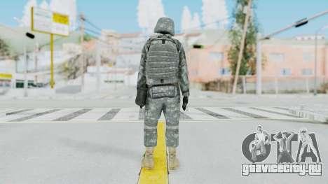 Acu Soldier 5 для GTA San Andreas третий скриншот
