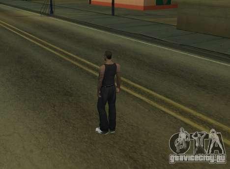 Black Cesar для GTA San Andreas второй скриншот