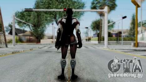 Genji - Overwatch для GTA San Andreas третий скриншот
