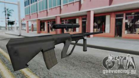 Vice City Beta Steyr Aug для GTA San Andreas второй скриншот
