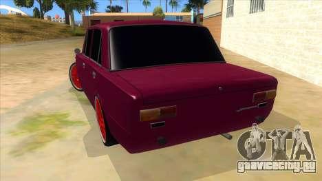 ВАЗ 2101 Копейка для GTA San Andreas вид сзади слева