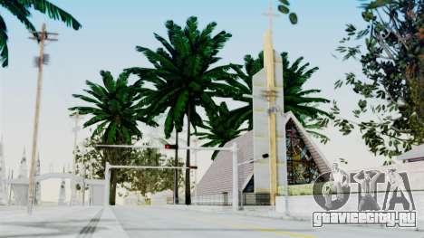 Vegetation Ultra HD для GTA San Andreas четвёртый скриншот