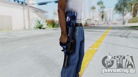 P90 Camo3 для GTA San Andreas третий скриншот