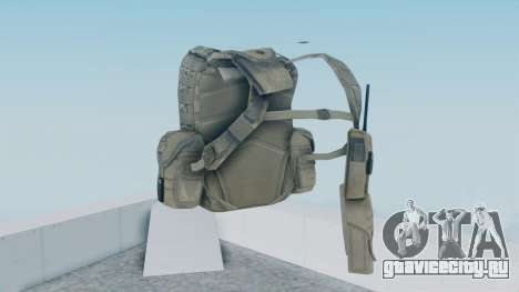 Arma 2 Backpack для GTA San Andreas второй скриншот