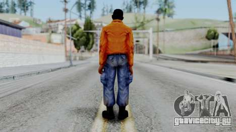 CS 1.6 Hostage 03 для GTA San Andreas третий скриншот