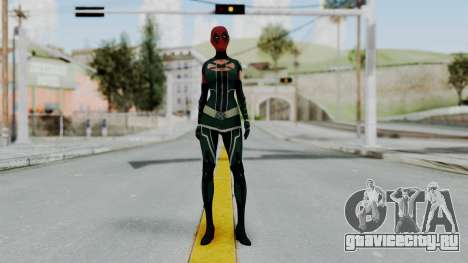 Deadpool The Game - Rogue Pool для GTA San Andreas второй скриншот