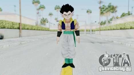 Gotenks (DBXV) для GTA San Andreas второй скриншот
