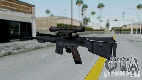Vice City PSG-1 для GTA San Andreas второй скриншот