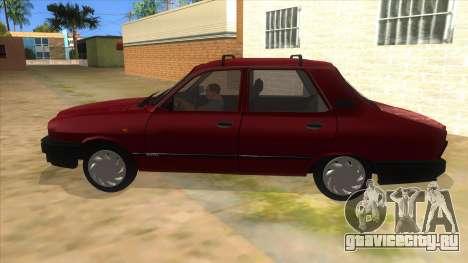 Dacia 1310L 1999 для GTA San Andreas вид слева