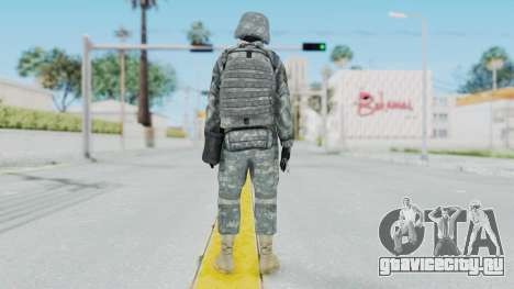 Acu Soldier 2 для GTA San Andreas третий скриншот