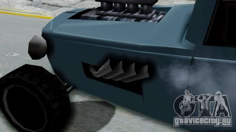 Wrench Rod для GTA San Andreas вид справа