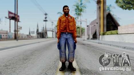 CS 1.6 Hostage 03 для GTA San Andreas второй скриншот