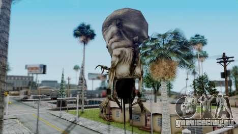 Nihilanth (Final Boss) from Half Life для GTA San Andreas второй скриншот