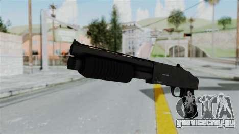 GTA 5 Sawnoff Shotgun для GTA San Andreas второй скриншот