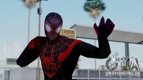 Marvel Future Fight Spider Man Miles v2 для GTA San Andreas