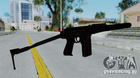 9A-91 Suppressor для GTA San Andreas второй скриншот