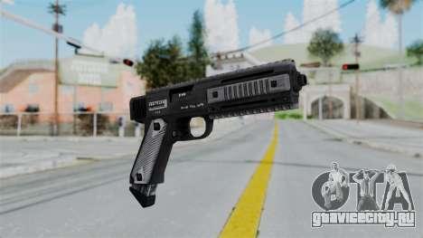 GTA 5 AP Pistol - Misterix 4 Weapons для GTA San Andreas