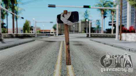 Nokia 3310 Hammer для GTA San Andreas второй скриншот