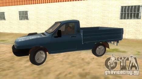 Dacia 1305 Drop-Side для GTA San Andreas вид слева