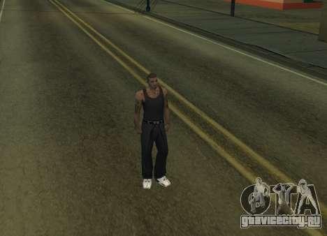 Black Cesar для GTA San Andreas