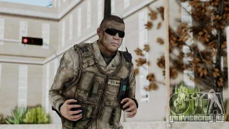Crysis 2 US Soldier 2 Bodygroup A для GTA San Andreas