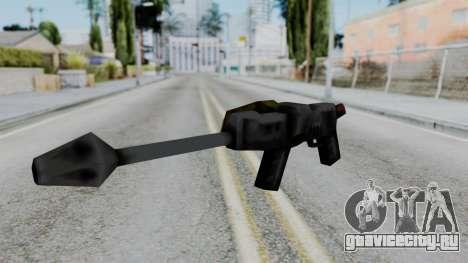 GTA 3 Flame Thrower для GTA San Andreas