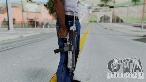 GTA 5 SMG - Misterix 4 Weapons для GTA San Andreas третий скриншот