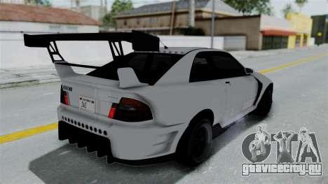 GTA 5 Karin Sultan RS Drift Double Spoiler PJ для GTA San Andreas